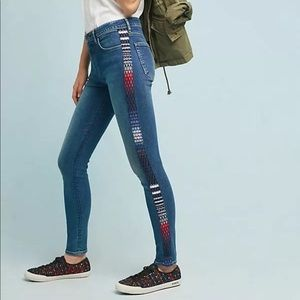 Levi's 721 High Rise Skinny Made & Crafted  SZ 26
